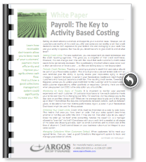 Payroll and Labor